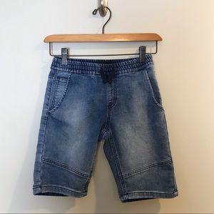 Joe's Jeans Denim Boys Shorts Elastic Waist S (8)